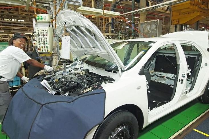 Toyota Quest assembly female