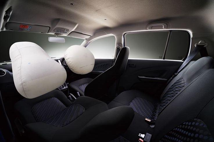 Celerio airbag