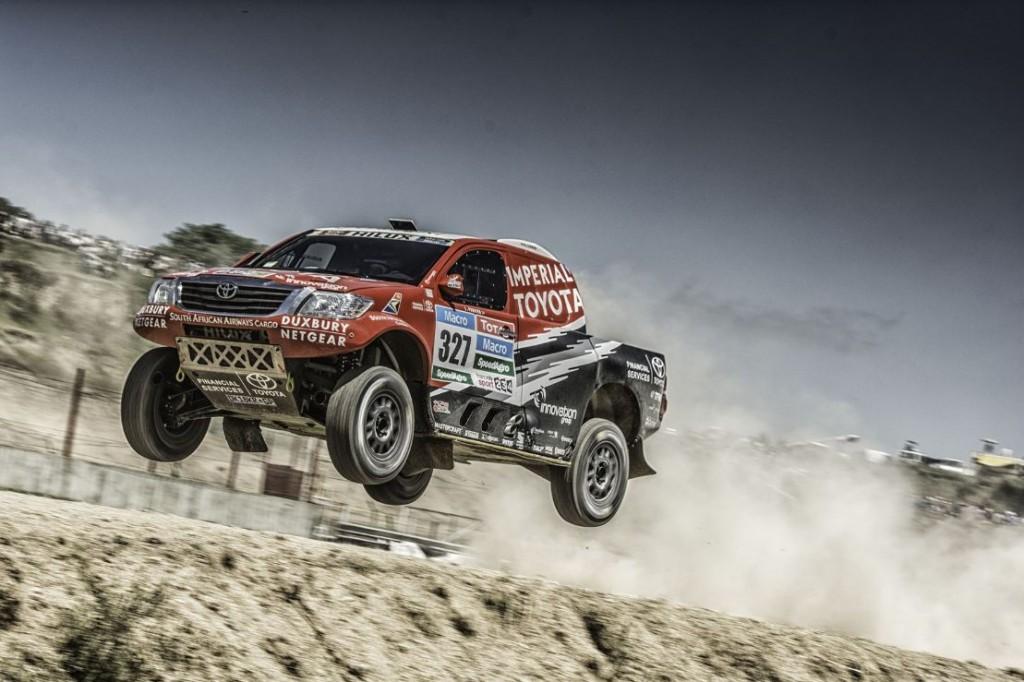 Dakar stage 1
