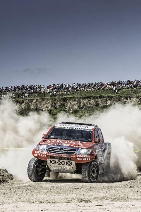 Dakar stage 1 pic 3