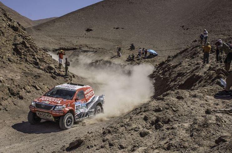 Dakar stage 6