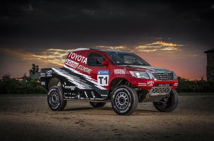 Toyota Motorsport 2