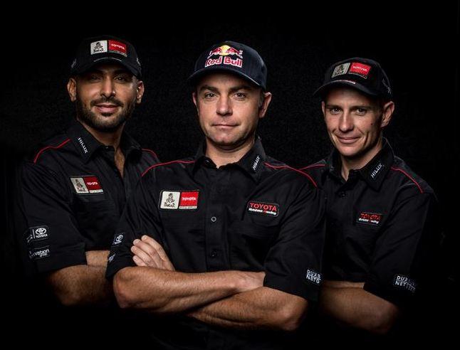 dakar 2016 drivers